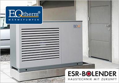 1. Preis der Energieagentur RLP für Aktivhaus mit Wärmepumpe installiert von ESR-BOLENDER
