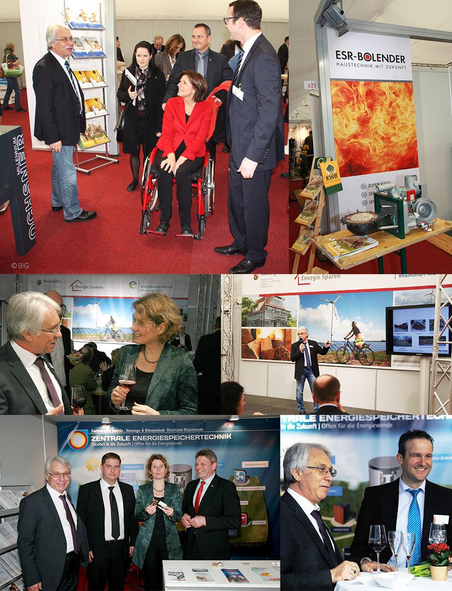 Rheinland-Pfalz-Ausstellung bei ESR-BOLENDER