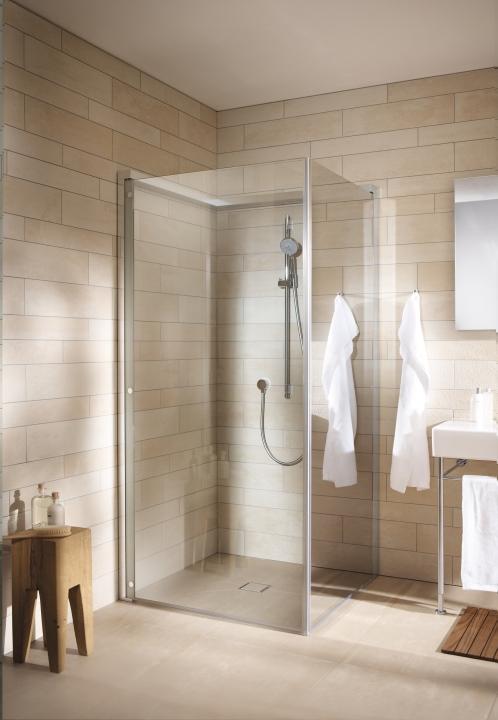Barrierefreies Duschen - mehr Komfort & Sicherheit