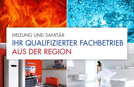 Heizung und Sanitär Fachbetrieb aus der Region Mainz