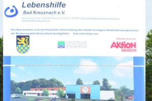 Projekt: Integrative KITA der »Lebenshilfe« Bad Kreuznach