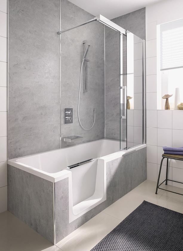 ESR-BOLENDER - Platz für Dusche und Wanne doppelt nutzen