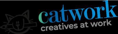 Catwork - Logo-Design und Webdesign